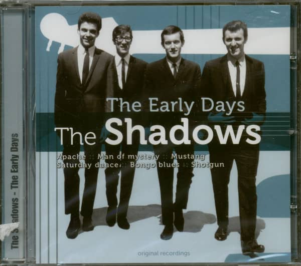 The Early Days (CD)