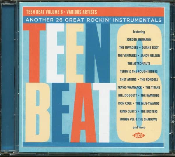 Teen Beat Vol.6 (CD)