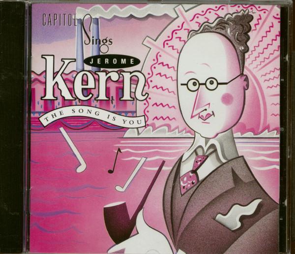 Capitol Sings Jerome Kern (CD)