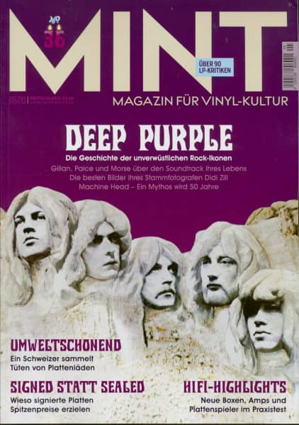 Mint Magazin #36, 05/20