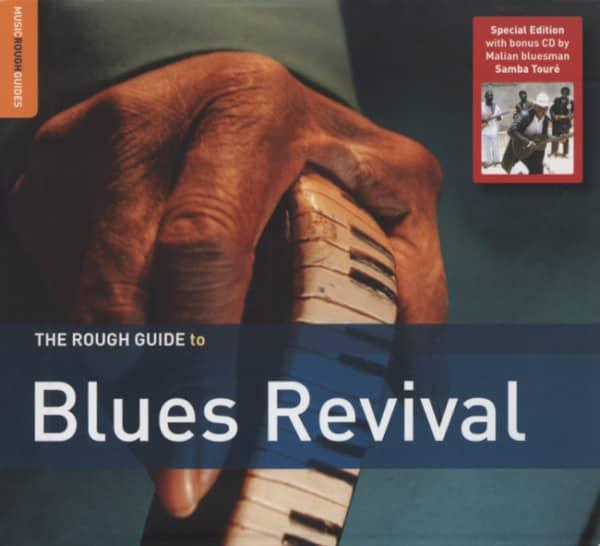Rough Guide: Blues Revival (2-CD)