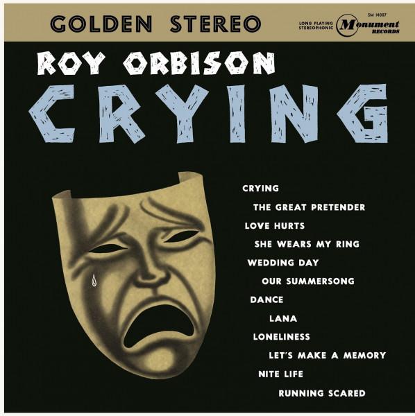 Crying (1962) 180g Vinyl