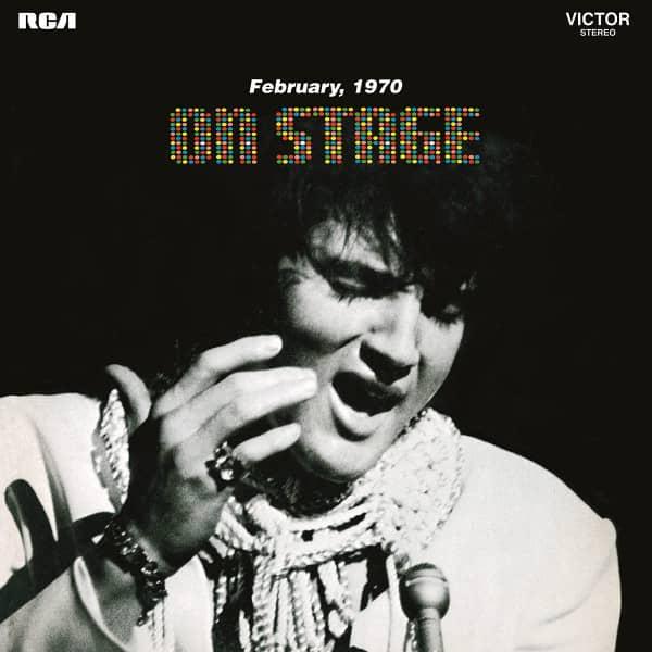On Stage (LP, 180g, Black Vinyl, Ltd.)