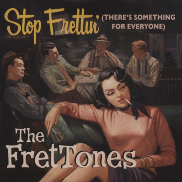 Stop Frettin' (CD)