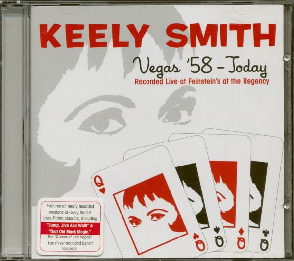 Vegas `58 - Today (CD)
