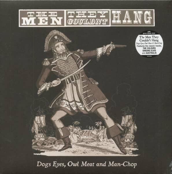 Dogs Eyes, Owl Meat And Man-Chop (LP, 180g Vinyl)