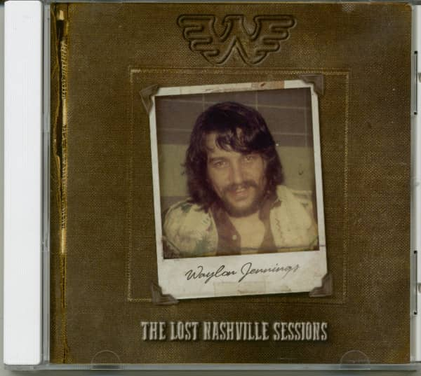 The Lost Nashville Sessions (CD)