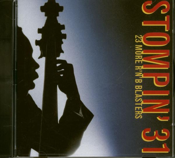 Stompin' Vol.31 (CD)