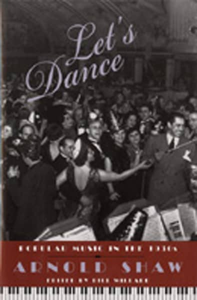 Let's Dance - Popular Music In The 1930s