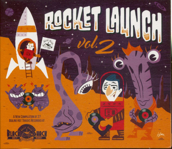 Rocket Launch Vol.2