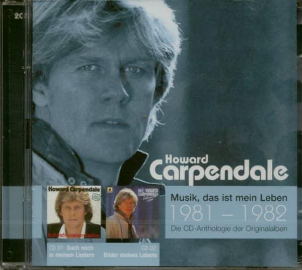 CD-Anthologie 1981-1982 - Musik ist mein Leben (2-CD)