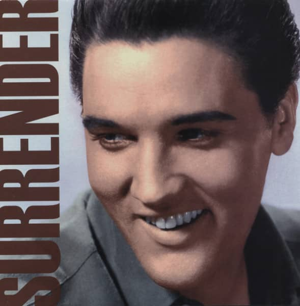 Surrender - (Blue Vinyl) Ltd.2012