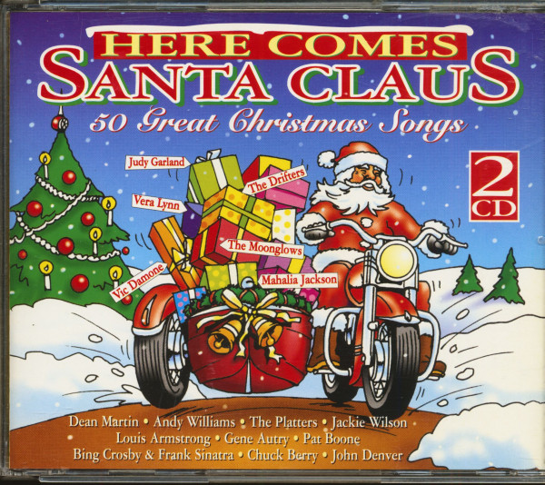 Here Comes Santa Claus (2-CD)