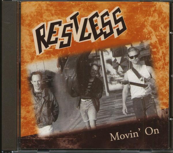 Movin' On (CD)