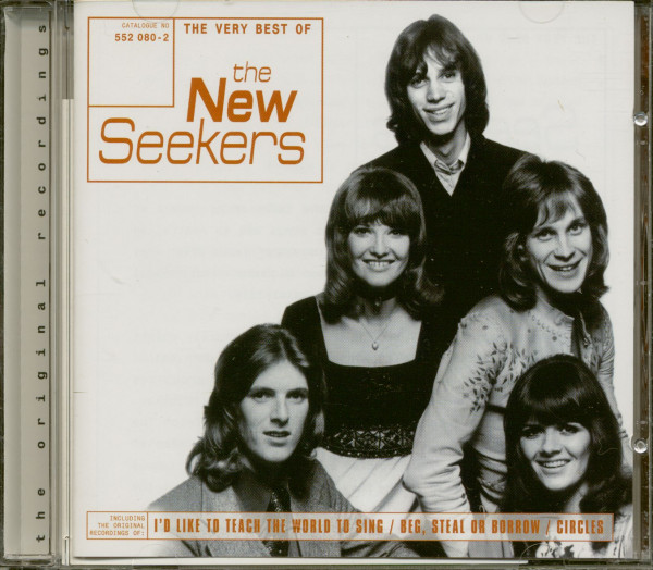 The Very Best Of The New Seekers (CD)
