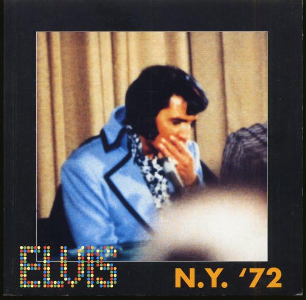 ELVIS N.Y. '72 (CD)