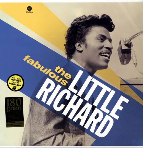 The Fabulous Little Richard (1959)...plus