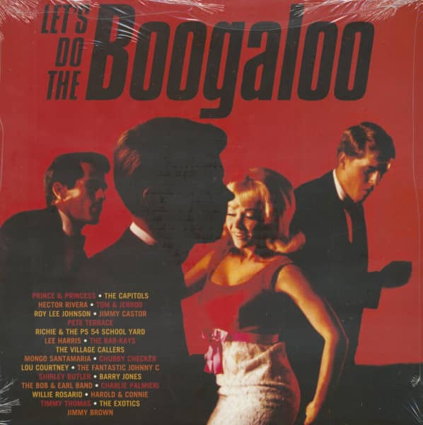 Let's Do The Boogaloo (2-LP)