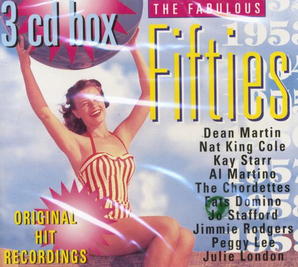 The Fabulous Fifties (3-CD)