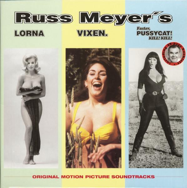 Russ Meyer's Original Motion Picture Soundtracks Vol.2 (LP)