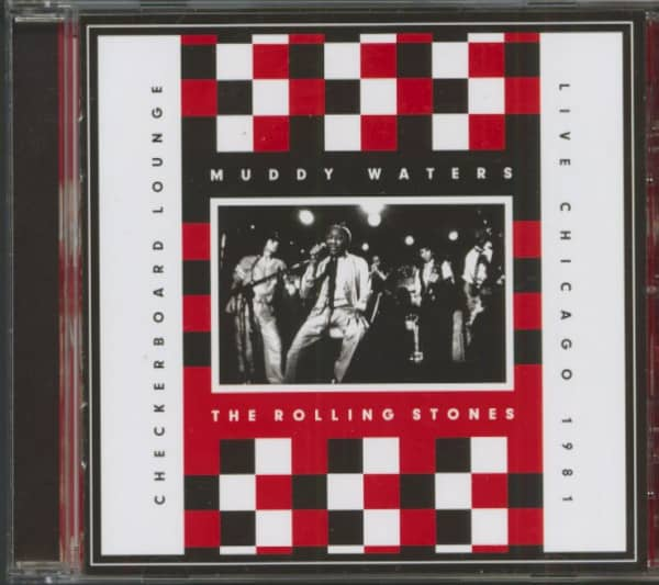Muddy Waters - The Rolling Stones - Checkerboard Lounge (CD)