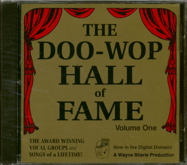 The Doo-Wop Hall Of Fame - Volume One (CD)