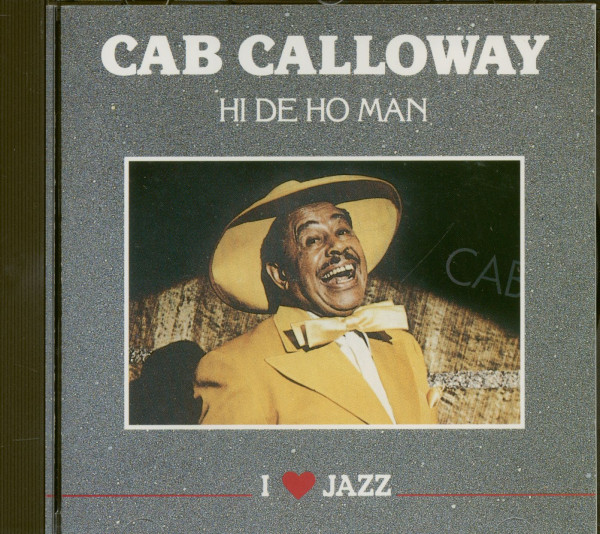 Hi De Ho Man (CD)