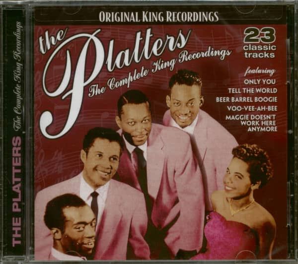 The Complete King Recordings (CD)