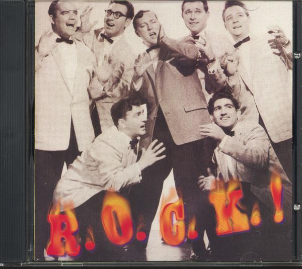 R.O.C.K.! (CD)