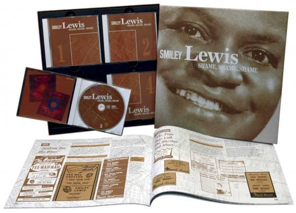 Shame, Shame, Shame (4-CD Deluxe Box Set)