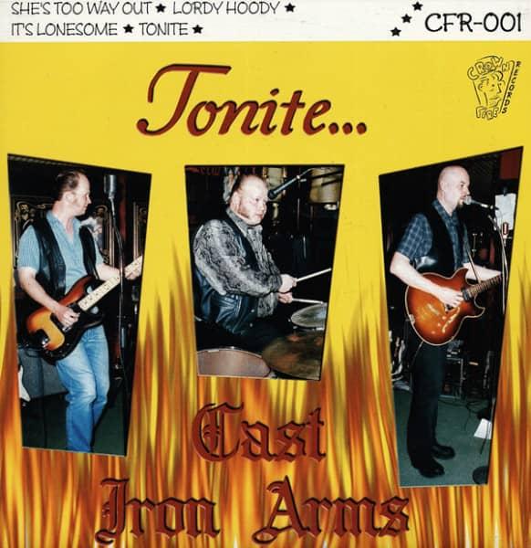 Tonite ... 7inch, 45rpm, EP, PS, SC
