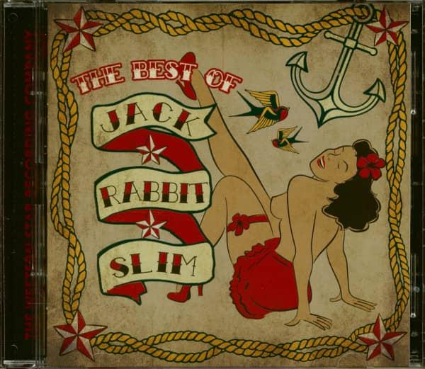 The Best Of Jack Rabbit Slim (2-CD)