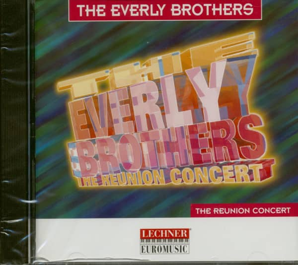 The Reunion Concert (CD)