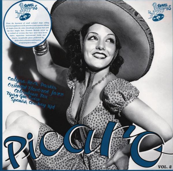 Picaro Vol.2 (LP, 180g Vinyl, Ltd.)