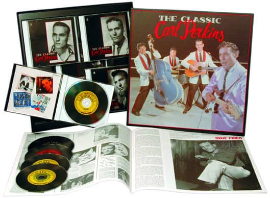 The Classic Carl Perkins (5-CD Deluxe Box Set)