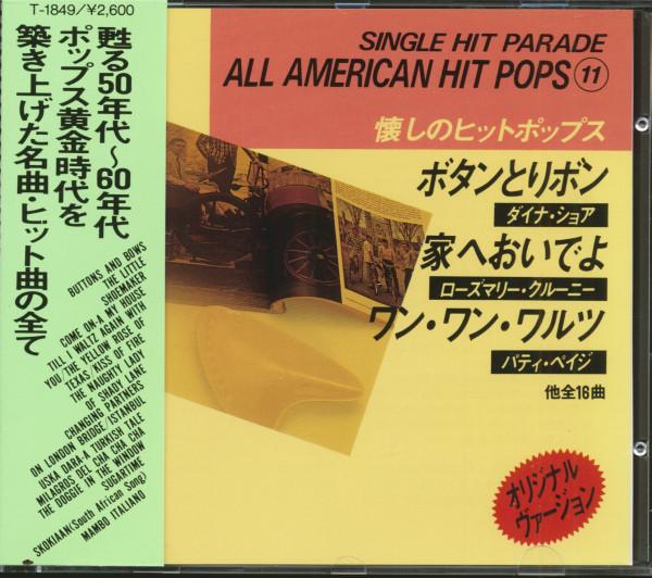 Single Hit Parade - All American Hit Pops 11 (CD, Japan)