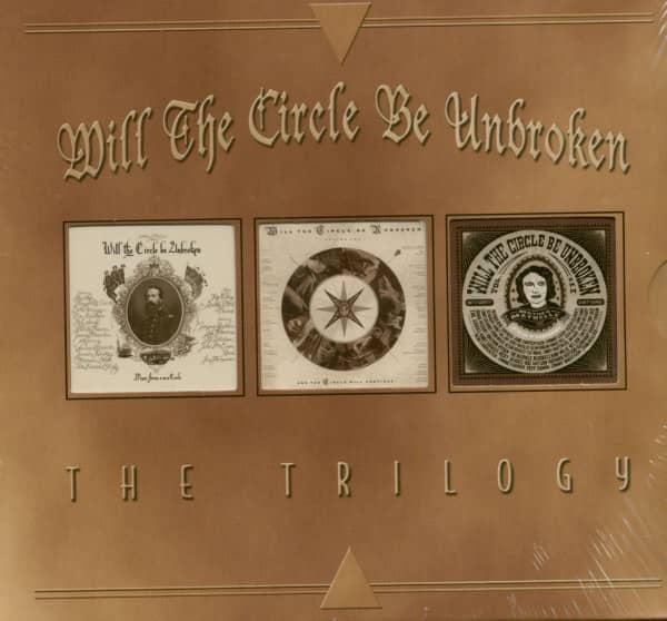 Will The Circle...Trilogy (5-CD&DVD Set)