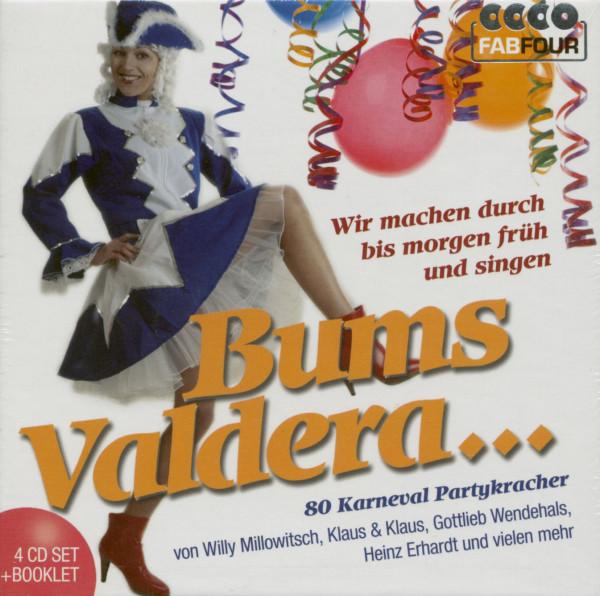 Bums Valdera...(4-CD)