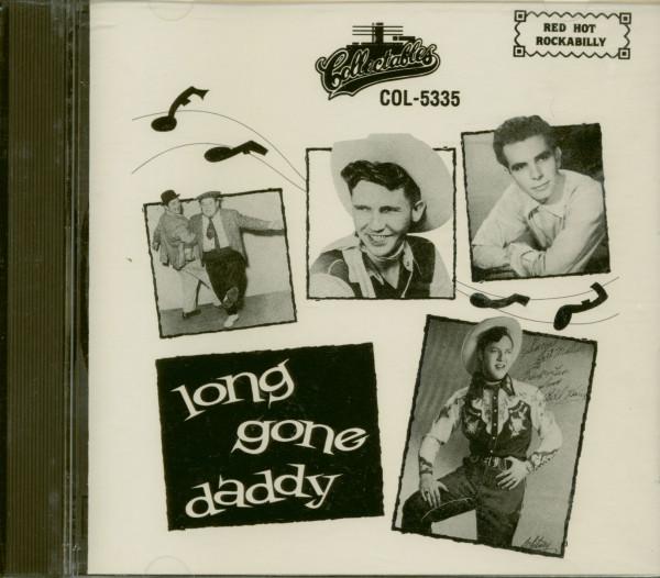 Long Gone Daddy - Gotham Rockabilly (CD Album)