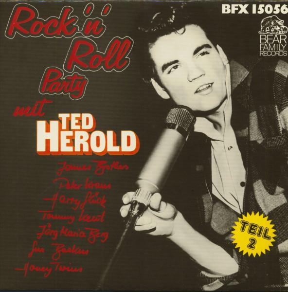 Rock'n'Roll Party mit Ted Herold und anderen - Teil 2 (LP)