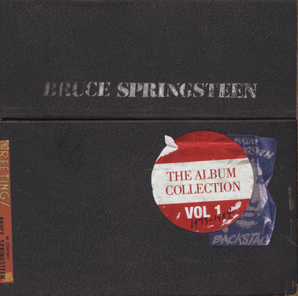 The Albums Collection Vol. 1 (1973 - 1984) (8-CD)