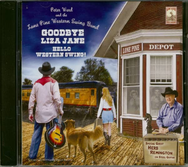 Goodbye Liza Jane - Hello Western Swing! (CD)