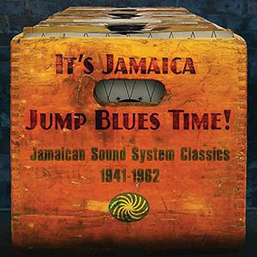 It's Jamaica Jump Blues Time (3-CD)