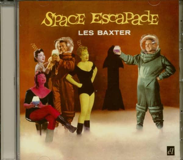 Space Escapade (CD)