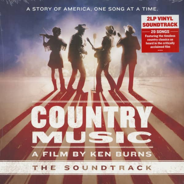 Country Music - A Film By Ken Burns - The Sountrack (2-LP)