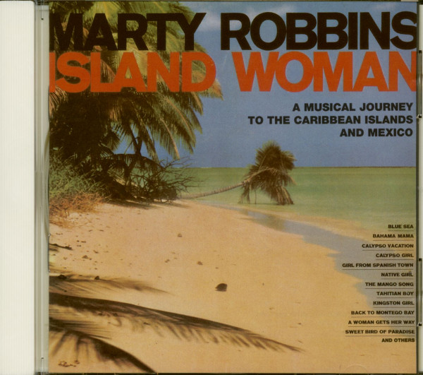 A Musical Journey To The Caribbean & Mexico (CD)