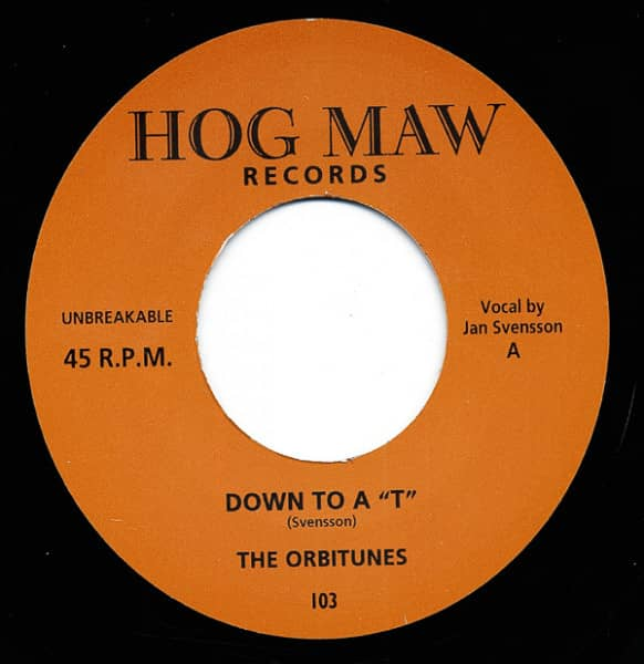 Down To A 'T' - Weep You Off Of Your Feet 7inch, 45rpm