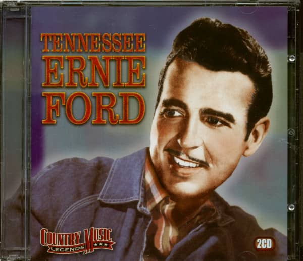 Country Music Legends (2-CD)