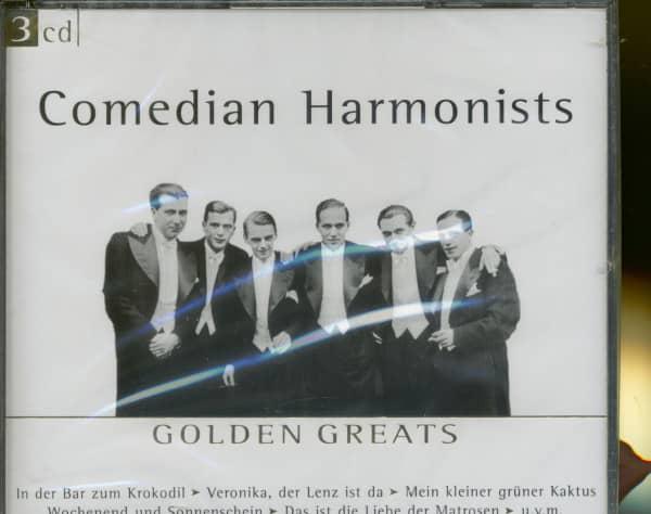 Golden Greats 3-CD