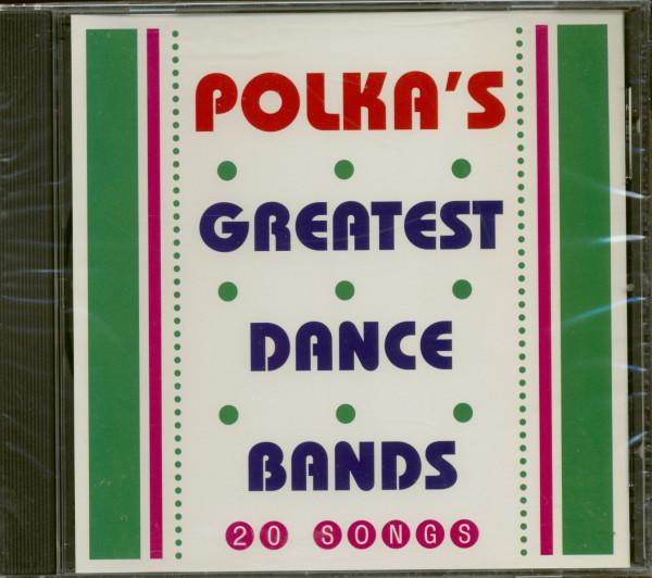 Polka's Greatest Dance Bands (CD)